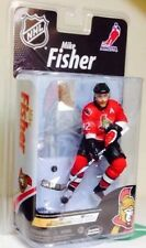 McFarlane MIKE FISHER NHL 26 ROOKIE DEBUT Mint Figurine Carrie Underwood