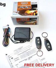 Car Remote Control Central Lock Locking Kit Keyless Entry System 2195 New