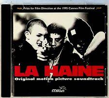 La Haine & Métisse - Soundtrack CD (Milan 1995) Zap Mama/Isaac Hayes/Ripple