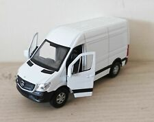 Mercedes-Benz Sprinter Panel Van Die Cast Model Car 1:43 Scale NEW
