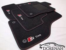 tappetini AUDI A3 8v '13'17 tappeti,tapis de sol,alfombras,NO ORIGINAL Premium^