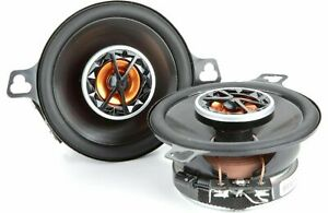"NEW JBL CLUB 3020 3.5"" CAR AUDIO 2-WAY COAXIAL 120 WATT SPEAKERS PAIR CLUB3020"