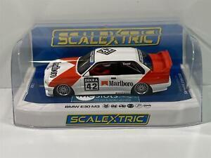 Scalextric C4168 BMW E30 M3 1991 DTM Cor Euser Neuf Emballé