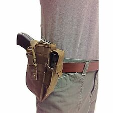 Tactical Hip /Side Holster Fits Taurus Pt809,Pt840,Pt845 Pt92,Pt99,Pt100,Pt101