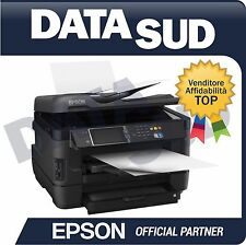 MULTIFUNZIONE A3 EPSON WORKFORCE WF-7720DTWF - C11CG37412 - CARTUCCE INCLUSE -