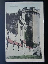 More details for staffordshire stafford castle c1902 postcard by stewart & woolf 1038