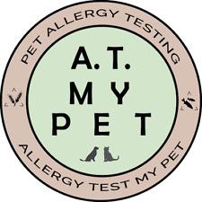 Prueba de alergia perro para 118 los alérgenos Casa saliva Kit (1) alergia prueba Mi Perro Para Mascota