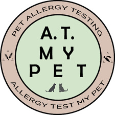 ALLERGY TEST MY PET DOG ALLERGY TEST FOR 144 ALLERGENS HOME SALIVA KIT (1 DOG)