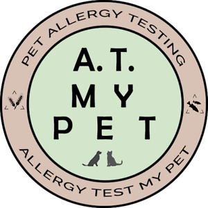 DOG ALLERGY TEST FOR 116 ALLERGENS HOME SAMPLE KIT (1 DOG) ALLERGY TEST MY PET