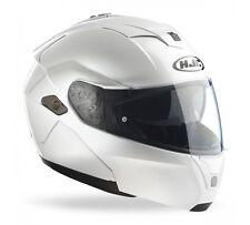 Casco Helmet MODULARE  HJC SY-MAX III 3 Bianco perla  Pearl White Ryan Size XS