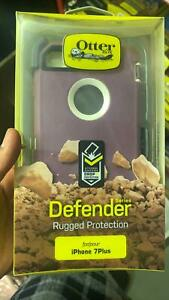 For iPhone 7 Plus Case Defender Rugged Protection Otterbox UK Seller