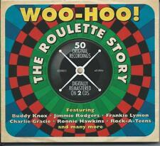Woo-Hoo! - The Roulette Story - 50 Original Recordings (2CD 2012) NEW/SEALED