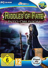 RIDDLES OF FATE * INTO OBLIVION * WIMMELBILD-SPIEL  PC CD-ROM