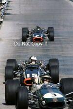 Jochen Rindt Brabham BT24 Monaco Grand Prix 1968 Photograph
