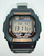 CASIO G-SHOCK GW-M5610R GW-M5610R-1JF ORANGE [3159] || GRADE A