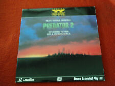 Predator 2 Laserdisc Widescreen LD