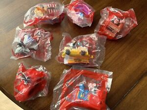 McDonalds Disney Mickey and Minnie's Runaway Railway 7pc set sealed SOLD OUT