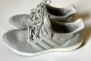 Men's ULTRABOOST 20 Running Shoes ~ Grey Five / Grey Five / Grey Three (12)