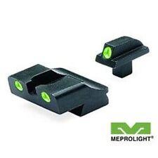 MEPROLIGHT ML10776G COLT 1911 GOVERNMENT AND COMMANDER TRU-DOT NIGHT SIGHTS