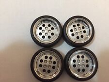 "1/18 scale Modified Tuning REAL ALUMINIUM PEPPER POT15"" WHEELS"