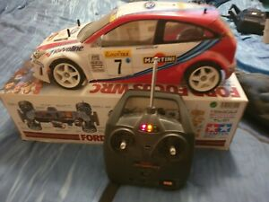 Tamiya Ford Focus Wrc