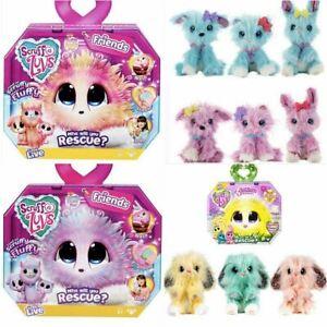 Scruff A Luvs Pet Soft Toy Rescue Pet Soft Toy Children Birthday Xmas Gift New