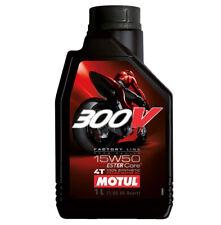 Motul 300V Factory Line Road Racing 4 Takt Motorradöl 15W50 1 Ltr.