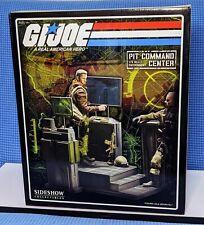 2012 Sideshow GI Joe Pit Command Center 1/6 Scale Environment 013/500