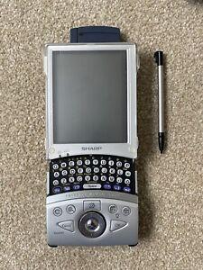 Sharp Zaurus SL-5500 Linux PDA Handheld