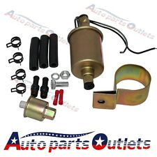 UNIVERSAL ELECTRIC FUEL PUMP GAS DIESE CARBURETED WITH INSTALLATION KIT E8012S