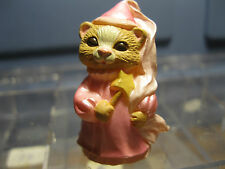 Hallmark Halloween 1993 Merry Miniature Cat Princess Kitten