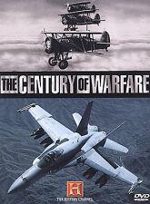 A Century Of Warfare: The World At War (DVD, 2009)