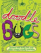 Bugs Doodle Colouring Book by Nikalas Catlow (Paperback)