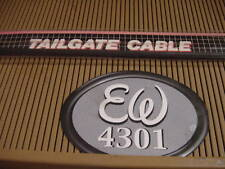 NEW 1983-1994-2004 S10, S15, BLAZER, JIMMY - TAIL GATE CABLE