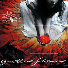 "GOO GOO DOLLS ""GUTTERFLOWER"" U.S. PROMO POSTER - Album Cover Artwork"