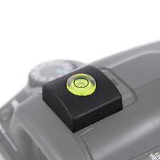 Blitzschuhabdeckung & Libelle Wasserwaage passend zu Sony Alpha Blitzschuh....