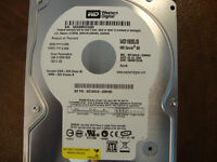 "Western Digital WD1600JS-00MHB0 DCM:HBBANT2CAN  160gb 3.5"" Sata Hard Drive"