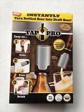 "(New) Tap Pro ""Turn Bottled Beer Into Draft Beer Instantly!� German-Innovation"