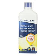 BELLINZONI ULTRA STRIPPER Detergente Sgrassante per pavimenti in marmo gres LT.1