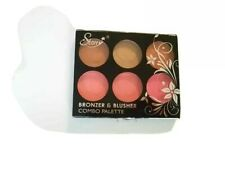 Starry Bronzer and Blush Palette