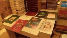 stock composto da 8 folder postali dell'anno 2000 nuovi - 125 euro -
