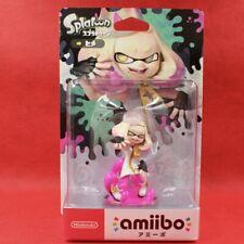 Nintendo amiibo PEARL (HIME) SWITCH 3DS Splatoon 2 form JAPAN