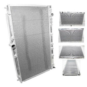 "2"" 2 Row Performance Racing Aluminum Radiator for 91-99 3000GT Stealth Manual"