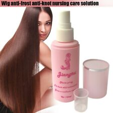 Wig Care Solution Hair Protection for Synthetic Hair Wig Conditioner Anti-frizz
