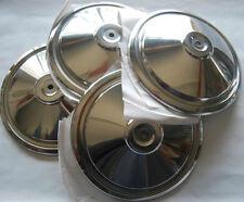 Fiat 500 N F L   N° 4 COPPONI COPPE BORCHIE RUOTA ACCIAIO wheel hub caps