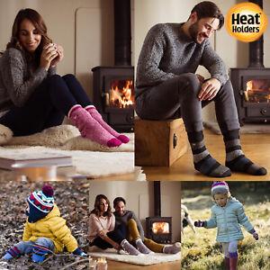 Heat Holders - Mens Womens Childrens Original 2.3 TOG Ultimate Thermal Socks