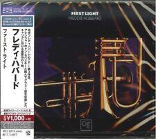 FREDDIE HUBBARD-FIRST LIGHT -JAPAN Blu-spec CD B63