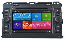 AUTORADIO/DVD/GPS/BT/NAVI/RADIO PLAYER TOYOTA PRADO 120 2002-09 E8129-3 (JBL)
