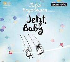 JULIA ENGELMANN - JETZT,BABY-POETRY SLAM TEXTE   CD NEU