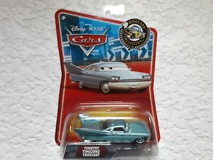 Disney Pixar Cars Timothy Timezone Truecoat  Final Lap Collection Vehicle